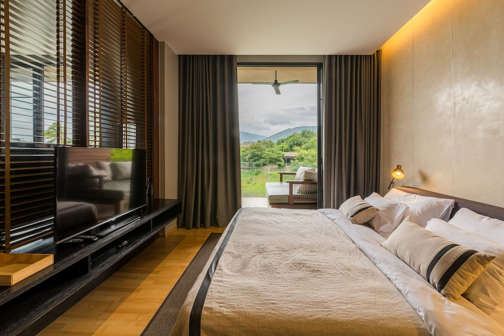 Mountain View Two Bedroom Suite Apartments For Rent In Nakhon Ratchasima Nakhon Ratchasima