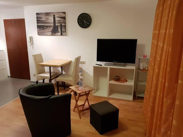 Schöne 1 Zi-Wohnung in Plochingen Lettenä. (2EW+1K