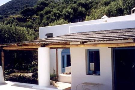 Casa l'ulivo - Lingua