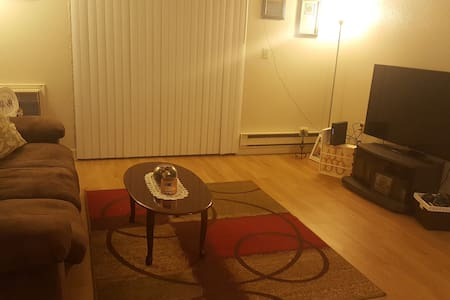 Spacious, pet-friendly and safe apartment - Union City - Pis