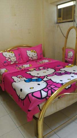 小馬Hello Kitty公寓 LINE:mcc12O2 - 仁德 - Flat