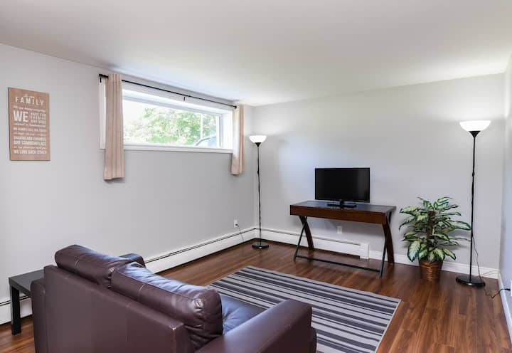 Private Appartment. non-shared ! 200m NBCC Moncton