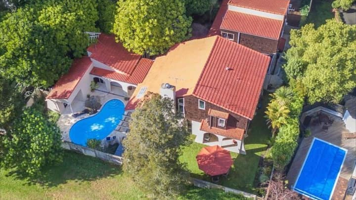 Tranquil Bush Villa Pool BBQ* R108