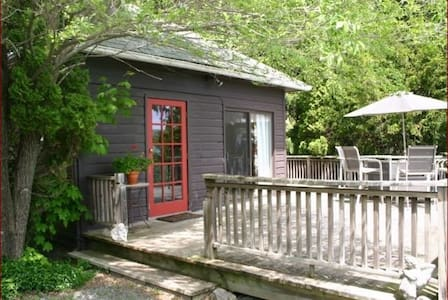 Dancing Angel- A luxury cottage near Woodstock NY - Bearsville