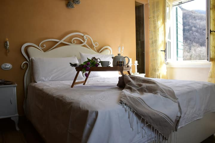 B&B Big Sur Lago di Garda - suite matrimoniale