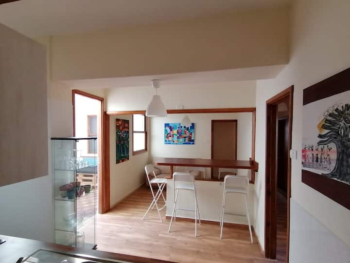 Spacey, Luminous And Stylish Apt. in City Centre
