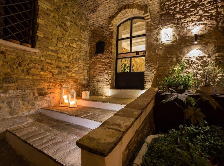 "Residenza Amblingh Suites&Breakfast: ""Il Borgo"""