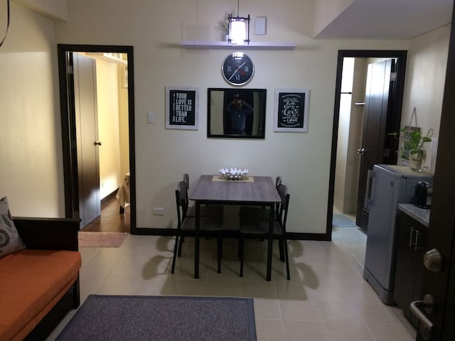Best value, fresh, clean 1-BR condo unit in Makati - อพาร์ทเมนท์