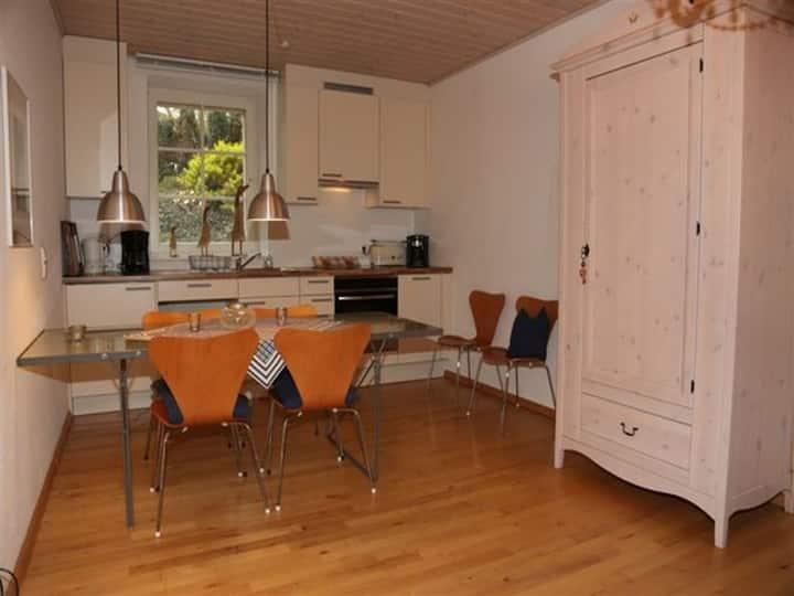 Romantikappartements Staufen, (Staufen), Ferienwohnung 1 mit 45qm, 1 Schlafzimmer für max. 2 Personen