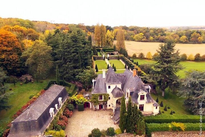 'Bonnezeaux', Manoir de la Groye, Loire Valley