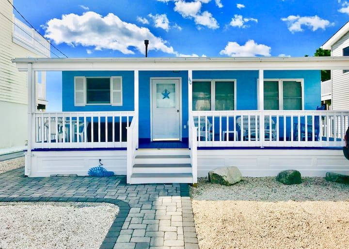 3br Bungalow Quiet Home in Holgate, LBI
