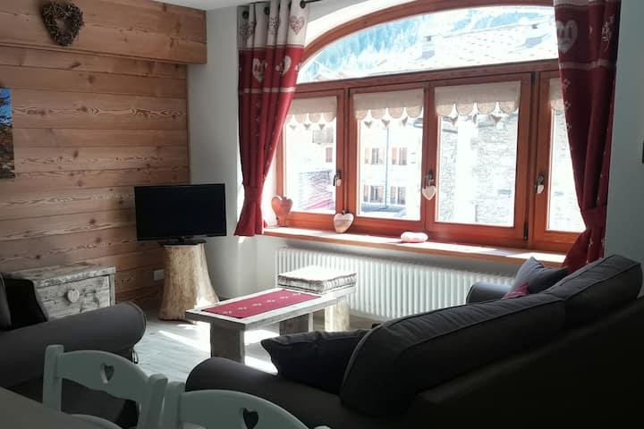 Appartamento nuovo in Residenza Levanna