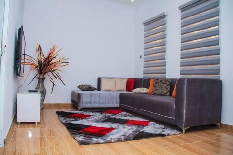 Comfortable Two bedroom Terrace Duplex
