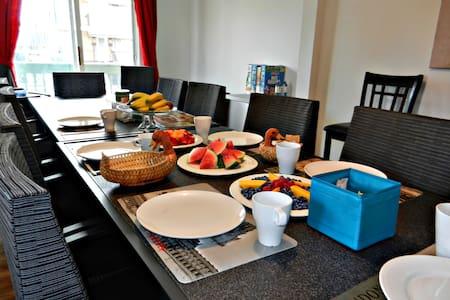 Chambre privée dans maison partagée - Montréal - Haus