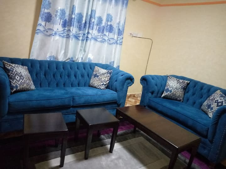 Spacious Apartment in Kitengela