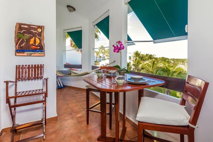 Villa Pacifica | Gorgeous resort villa with Golf Cart, Pool, Tennis, and Beach