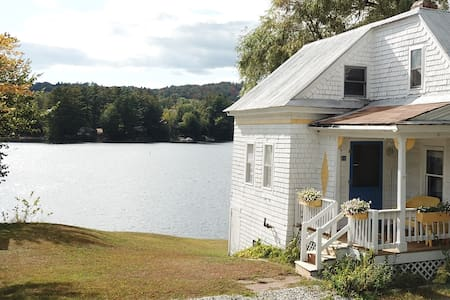 Penny Cottage - A Gift from Heaven - Comfy and Cozy - Sleeps 8 - Bring your boat