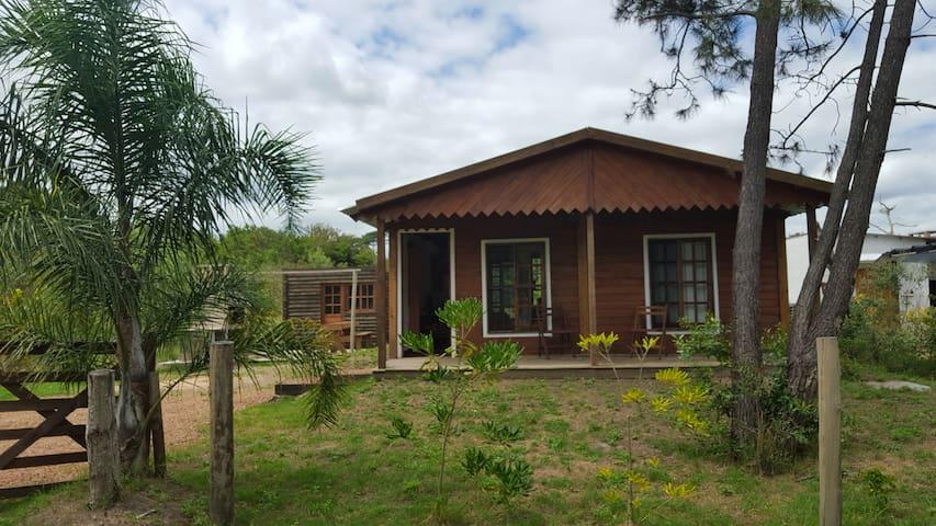 Casa en Ocean Park, Punta del Este - Ocean Park - Allotjament sostenible a la natura