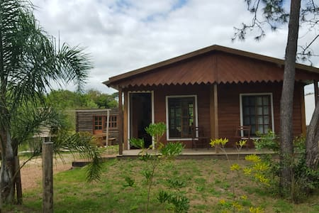 Casa en Ocean Park, Punta del Este - Ocean Park - Přírodní / eko chata