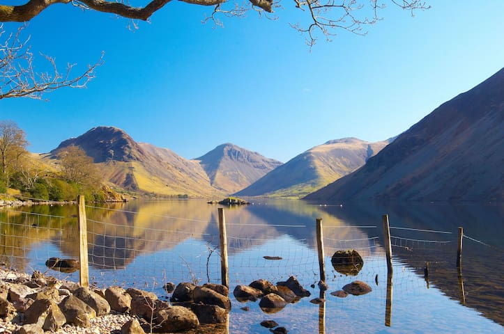Wastwater Lake - England's deepest!