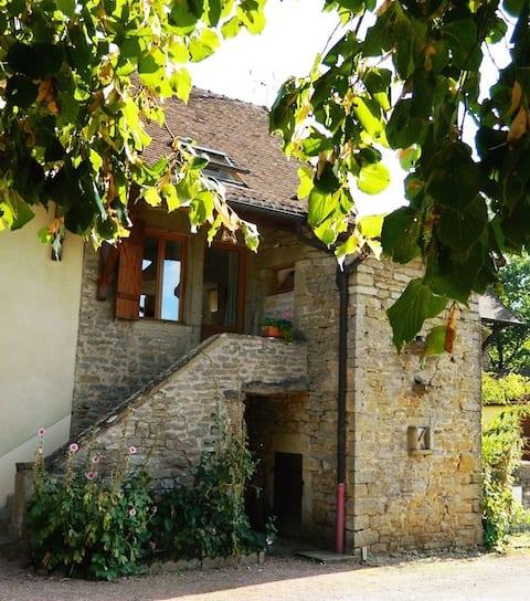 """""""La Vieille Maison"""", Jully-lès-Buxy"""