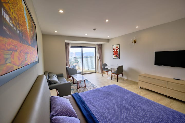 Deluxe Sea View Studio in Nha Trang city center