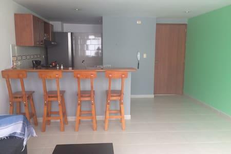 Apartamento amoblado en el centro de Pereira - ペレイラ - アパート
