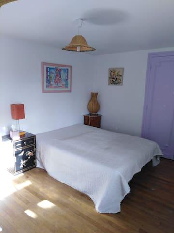 Chambre cosy Claire & table d'hôtes classé 3***