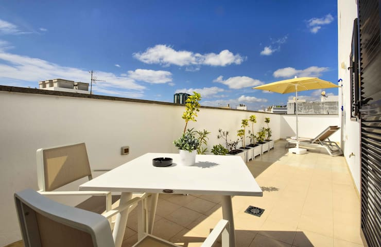 La Casa de Lela, your penthouse in Arrecife