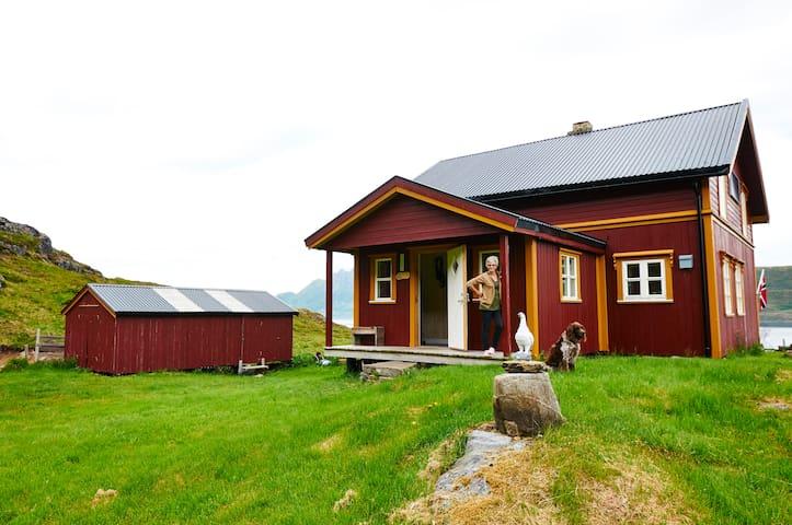Andsletta - Straumsjøen - บ้าน