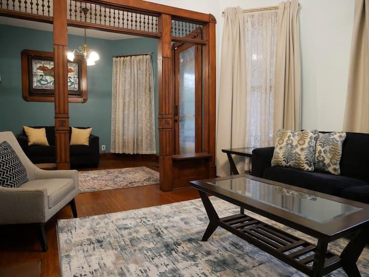 Charming Victorian nestled in Historic Irvington