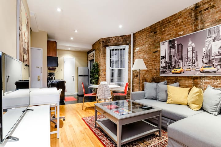 Precious, Sunny & Comfortable Nolita 1 Bedroom