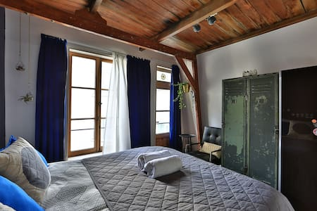 Yves Klein Private Room - Amsterdam - Penzion (B&B)