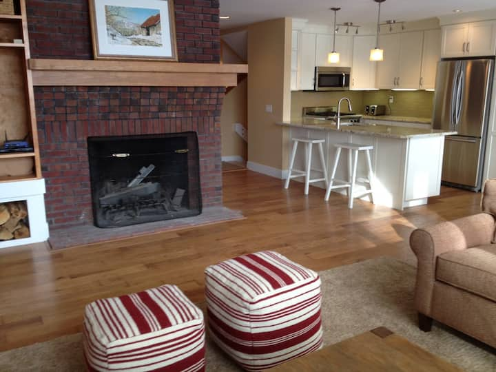 Newly Remodeled Killington Townhouse