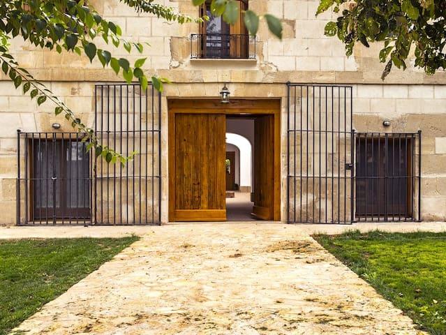 Acogedora Casa Rural - Cabanillas