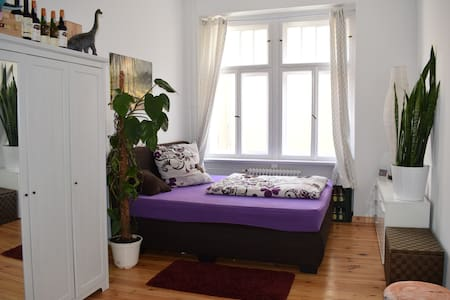 Kingsizebed / quite&green/ near shopping paradies - Berlin - Apartment