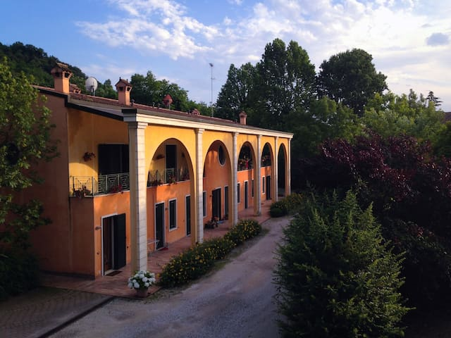 Appartamenti di Andrea, Borghetto, Valeggio S/M - Valeggio Sul Mincio - Apartment