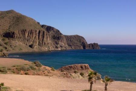 La Isleta Del Moro,  simplemente único... - Almería