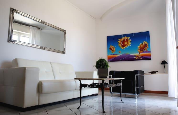 Villa Paradiso -Girasole - Ostra - Apartment