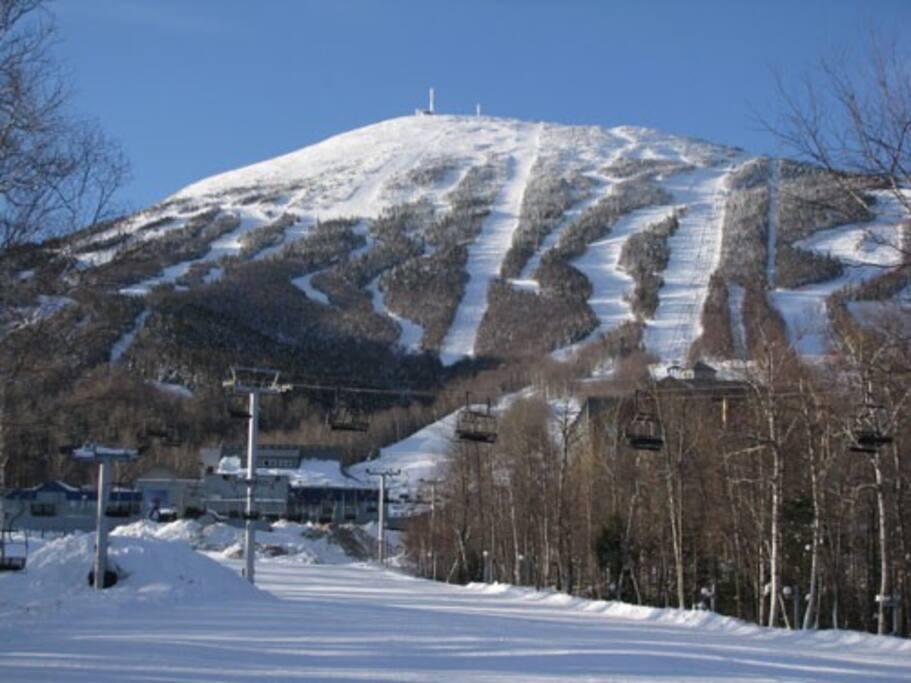 Best skiing in the Northeast!