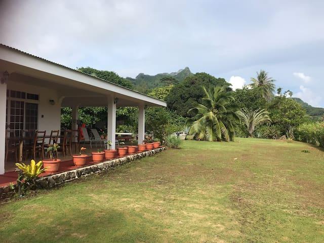 Location touristique