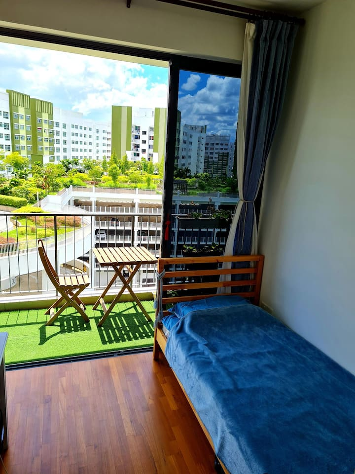 Condo in Yishun - longterm leasing (6 mths or abv)