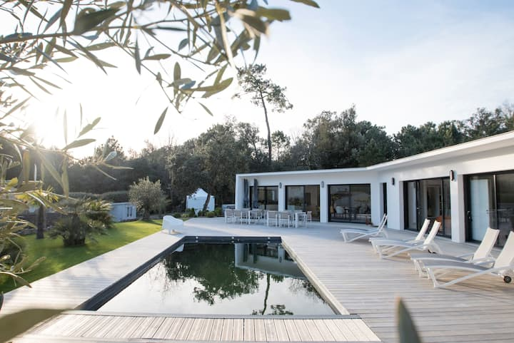 Luxueuse Villa Dune - 5 étoiles - St Palais / Mer
