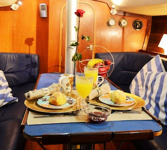 Romance on Board - Boat for Sleeping & For Sailing - Lisboa - Boot