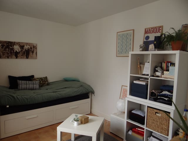 Cosy studio in a central and fancy area of Paris