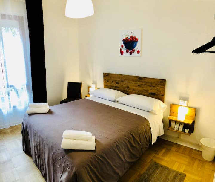 CITYHOUSE Double room in the center of Padua