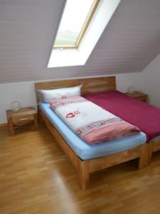 Zimmer Nr. 4 - Obersteckholz - Apartament