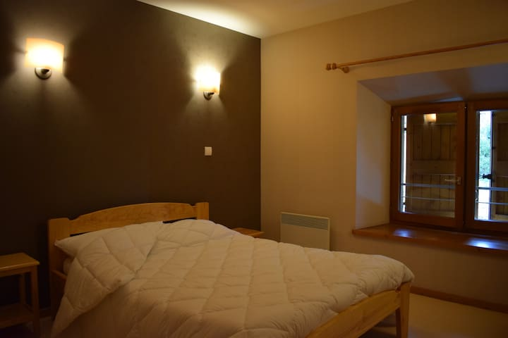 Auberge de Mayres Savel - Chambre 1