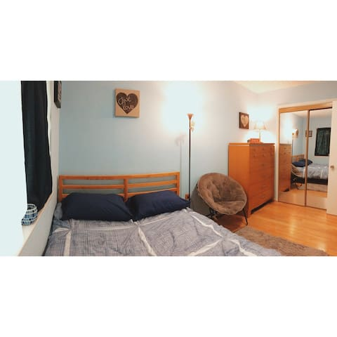 Cozy and affordable room - Rockville - Appartement en résidence