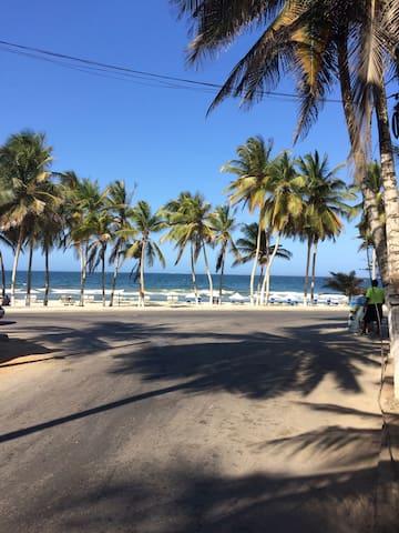 Cabaña vacacional en Playa El Agua